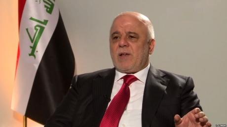 """Премьер-министр Ирака Абади поздравил освободителей Мосула с победой: """"Мы одерживаем верх над лжегосударством группировки ИГИЛ"""" - кадры"""