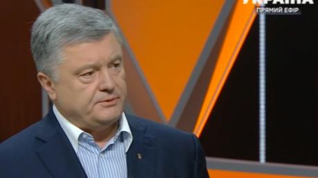 """Порошенко """"в ярости"""" прокомментировал предложение Зеленского о люстрации всех, включая патриотов Украины, - видео"""