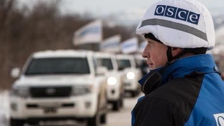 Разведение сил в Золотом: ОБСЕ рассказала, сколько взрывов зафиксировали за сутки