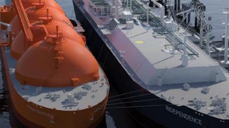 Россия может потерять 100% газового рынка Беларуси: США готовы использовать Клайпедский терминал
