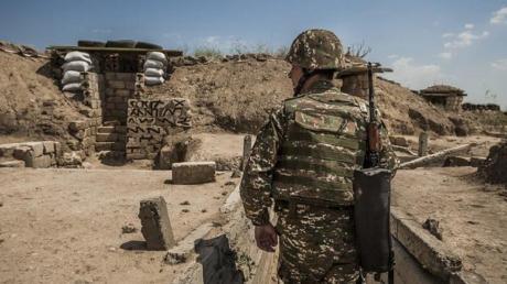 Агдамский район перешел под контроль Азербайджана