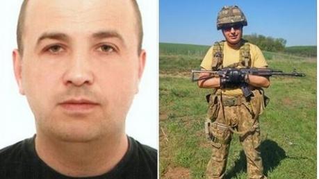 Вечная память... Офицер 12 батальона Анатолий Потехин погиб, выполняя воинский долг в зоне боевых действий на Донбассе
