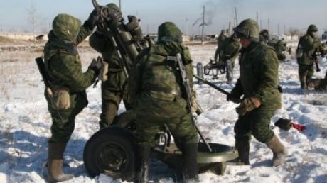 «ИС»: в Марьинке зафиксированы две «кочующие» минометные батареи ДНР