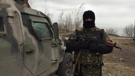 На Мариупольском направлении боевики продолжают накопление сил, - Шкиряк