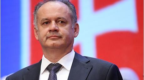 """Президент Словакии: важно обсуждение """"плана Б"""" на случай провала Минских договоренностей"""