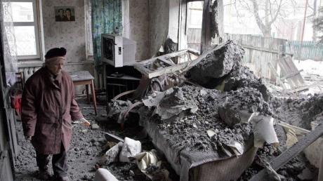 Сводка разрушений Донецка, Макеевки и Авдеевки 20 февраля