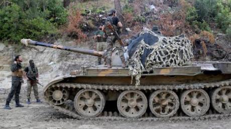 """""""Мы будем до конца защищать свои земли"""", - туркманы предупредили Кремль и его марионетку Асада, что будут яростно сопротивляться их попыткам развалить Сирию"""