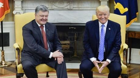 Встреча с Трампом – это серьезный успех Порошенко, президент Украины достиг двух главных целей Киева во время визита в Вашингтон, - Хербст