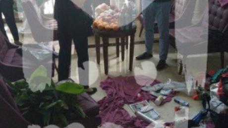 Большой позор России в турецком отеле: жители Сургута пытались вывезти чемоданы украденного имущества, спрятав среди вещей даже вырванные с корнем цветы и туалетную бумагу, – кадры