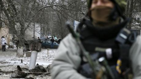 Госпогранслужба Украины: Задержан подозреваемый в корректировке огня по Краматорску