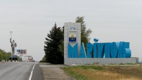 На радость пророссийским пропагандистам СБУ разместила в Мариуполе социальную рекламу с ошибкой