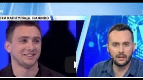 Стерненко матерно оскорбил Мураева в прямом эфире его же телеканала - видео