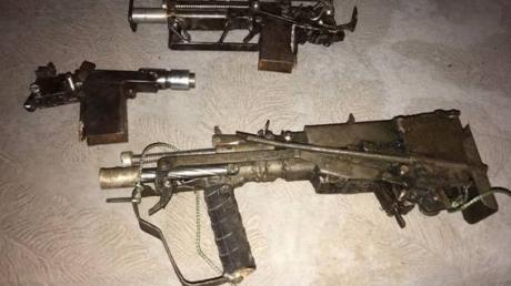 Смертельная стрельба в Одессе: полиция показала оружейный погреб убитого Дорошенко - кадры