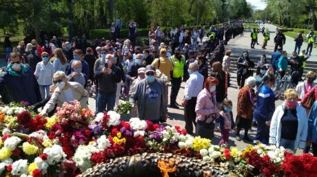 новости, Украина, Одесса, 9 мая, День победы, видео, автопробег, общество, провокации, драки