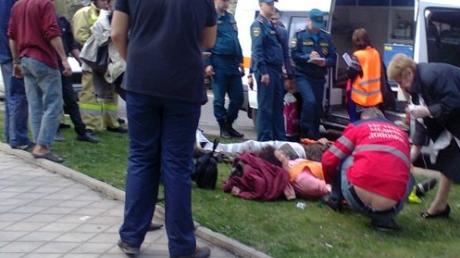 Страшная авария в оккупированном Донецке: людям переломало конечности от столкновения двух трамваев
