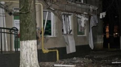 В Одессе ночью прогремел мощный взрыв