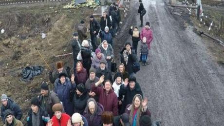 Из «горячих точек» Донбасса сегодня эвакуировали 874 человека, - ДонОГА