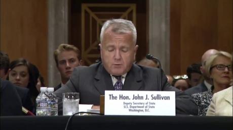 Заместитель Тиллерсона сообщил, что Россия отрабатывает кибероперации на территории Украины