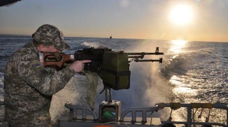 су-25, азовское море, армия украины, кадры, учения, пограничники