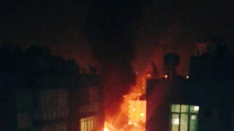 """""""Кровавая пятница"""" в Турции: в Адане прогремело одновременно четыре мощных взрыва, есть многочисленные жертвы"""