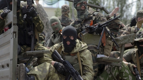 """Террористы ДНР обвинили Путина в том, что он """"кинул"""" их в боях за Славянск"""