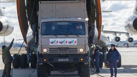 мир, Италия, Россия, гуманитарная помощь, петиция, общество, коронавирус, протест, Минобороны, русофобия