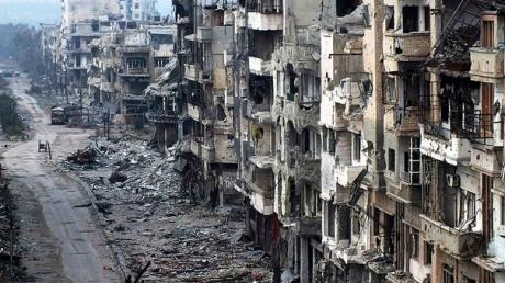 Военный конфликт в Сирии. Хроника событий 22.03.2016
