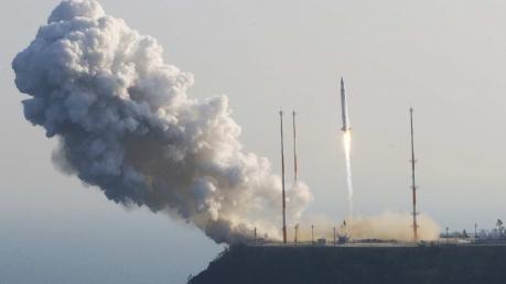 КНДР, Северная Корея, запуск ракеты, техника