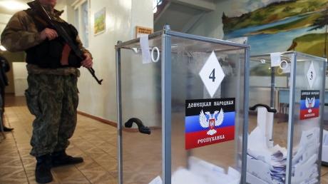 ДНР, ЛНР, восток Украины, Донбасс, Россия, выборы, Тука, минск