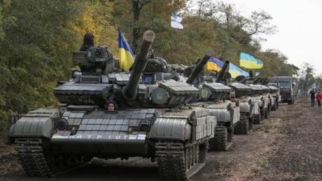 Сценарии решения для Донбасса