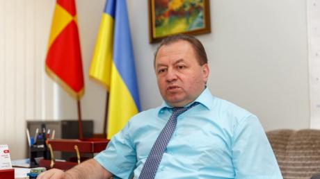 Мэр Луцка Пустовит, выступавший против ужесточения карантина, инфицирован коронавирусом