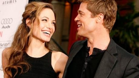 В самой крепкой паре Голливуда намечается раскол: Анджелина Джоли заподозрила Брэда Питта в измене