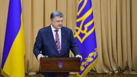 """""""Каждый шаг Украины – это поражение Путина, мы еще никогда не имели такой авторитет в мире, как сейчас"""", - Порошенко"""