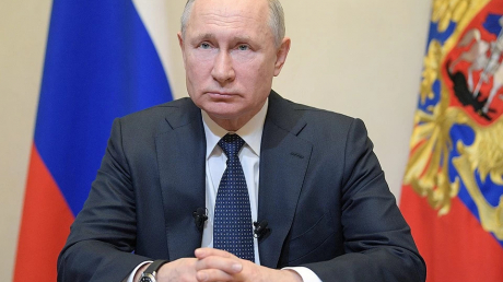 Россия, Владимир Путин, обращение, граждане, коронавирус, нерабочие дни, продление, меры, карантин