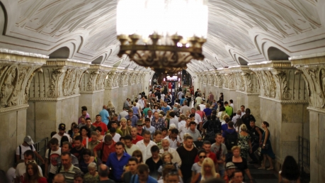 """Сотрудник IT-фирмы решил пошутить над пассажирами московского метро, притворившись террористом: стали известны подробности """"шутки"""""""
