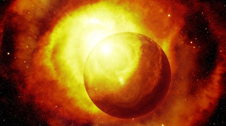 "Нибиру перешла к активной атаке: планета-убийца ""бомбит"" метеоритами и начала заморозку Земли с США - фото"