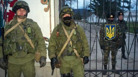 Аннексия Крыма: глава Нацгвардии назвал роковую ошибку Киева