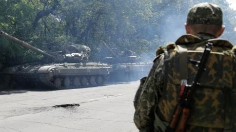 """Пентагон: на Донбассе воюют 12 тыс. российских солдат, еще 50 тыс. - на """"подхвате"""""""