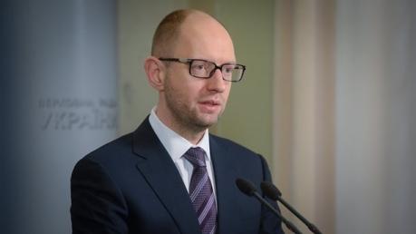 Яценюк: Россия должна погасить убытки, которые причинила Донбассу