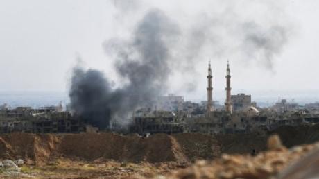 Иран нанес удар по террористам в Сирии: опубликованы первые кадры запуска баллистических ракет