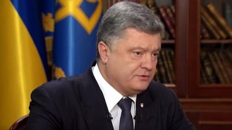 Полная версия интервью Президента Петра Порошенко украинским телеканалам