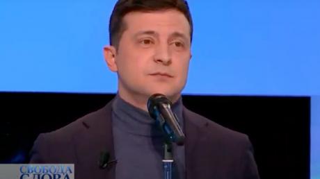 """""""Кровь для организма"""", - Зеленский сказал, что спасет Украину от дефолта"""