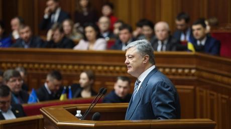 Вечная Россия в самом худшем ее виде, а виноват Порошенко