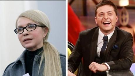 Тимошенко впервые высказалась о президентских амбициях Зеленского: видео