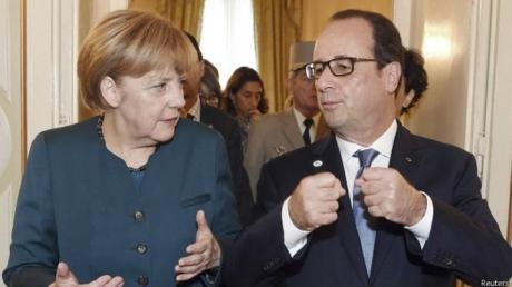 Европейские лидеры обеспокоены обстрелами Дебальцево