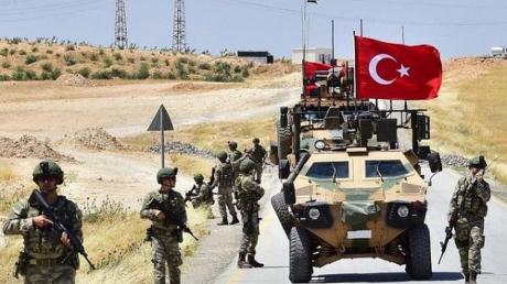 Сирия, штурм, боевые действия, Турция