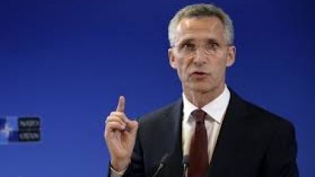 В Мюнхене началась встреча Порошенко с Генсеком НАТО
