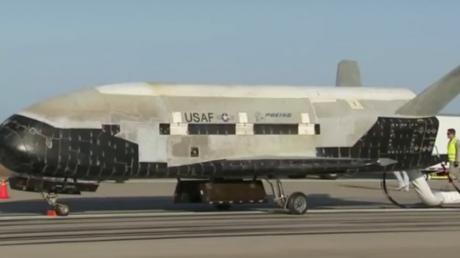 Секретный космический аппарат США вернулся на Землю, поставив рекорд пребывания на орбите