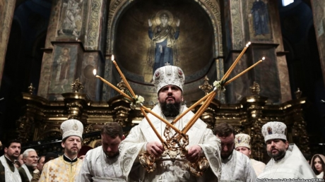 Митрополит ПЦУ Епифаний принял кардинальное решение по единому языку богослужений