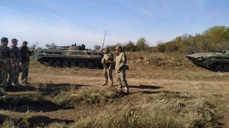 Разведение сил в Петровском: ВСУ готовы, боевики выдвинули требование